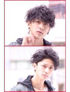 オーシャントーキョー(OCEAN TOKYO)大人気☆ワックス有り・無し2パターン男髪無造作マッシュ☆