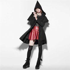 Pixie perfect coat!