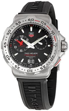 Men's watches TAG Heuer Men's WAH111CBT0714 Formula 1 Alarm Watch