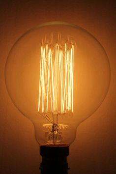 Edison bulb. 25w filament bulb. Classic vintage style look. Dimmable bulb - Fat Shack Vintage - Fat Shack Vintage