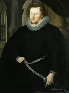 Sir Jonathan Trelawny (1568–1604)