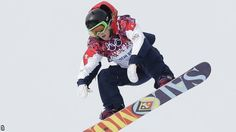 Jenny Jones is the first British Olympian to take home a medal in the snow. Jenny Jones got a bronze medal in the women's slopestyle snowboarding event Sunday. British Medals, Jenny Jones, Olympic Medals, Snowboarding Women, Winter Olympics, Olympians, Champion, Sports, Powder