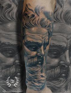 Poseidon Tattoo by: Prima #MaTattooBali #PoseidonTattoo #RealistTattoo #BaliTattooShop #BaliTattooParlor #BaliTattooStudio #BaliBestTattooArtist #BaliBestTattooShop #BestTattooArtist #BaliBestTattoo #BaliTattoo #BaliTattooArts #BaliBodyArts #BaliArts #BalineseArts #TattooinBali #TattooShop #TattooParlor #TattooInk #TattooMaster #InkMaster #AwardWinningArtist #Piercing #Tattoo #Tattoos #Tattooed #Tatts #TattooDesign #BaliTattooDesign #Ink #Inked #InkedGirl #Inkedmag #BestTattoo #Bali Ma Tattoo, Piercing Tattoo, Tattoo Shop, Tattoo Studio, Tattoo Master, Ink Master, Tattoos For Guys, Cool Tattoos, Poseidon Tattoo