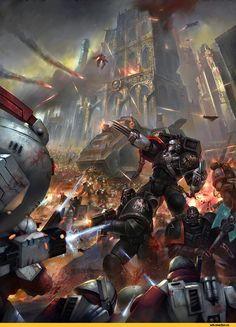 Warhammer 40000,warhammer40000, warhammer40k, warhammer 40k, ваха, сорокотысячник,фэндомы,Raven Guard,Space Marine,Adeptus Astartes,Imperium,Tau Empire,Tau, Тау