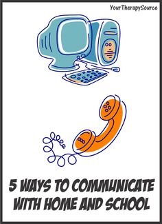 5 Ways to Communicate with Parents and Teachers | YourTherapySource.com Blog