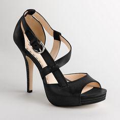 Coach heels.