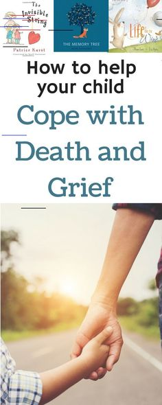 Four key ways to helping children cope with death and grief. How to talk about death, help your child cope with their feelings, answer questions, and share memories. Picture books to help children understand death and cope with grief. via NThrive Coding Coping With Loss, Dealing With Grief, Grief Activities, Therapy Activities, Play Therapy, Death Of A Parent, Helping Children, Help Kids, Gifted Kids