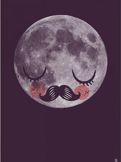Moustaches make everything better