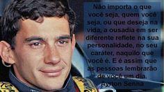 TOP 10 – Frases – Ayrton Senna