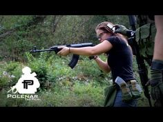Video test project/Remedial training with Ethereal Rose at the world famous West Coast Armory indoor range Follow Ethereal Rose here: http://instagram.com/_e...