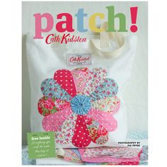 Cath Kidston Patch! Book