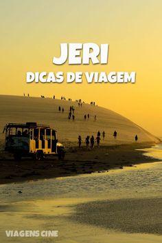 Jericoacoara, no Estado do Ceará está entre as melhores praias do Brasil e entrou na lista do TripAdvisor como um dos melhores Destinos em Alta da lista global
