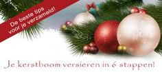 Je kerstboom versieren in 6 stappen. De beste tips voor je verzameld. Christmas Bulbs, Holiday Decor, Winter, Winter Time, Christmas Light Bulbs, Winter Fashion