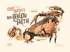 Giant Mutants - Kevin Dart