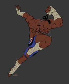 Bruce Irvin Tekken Series Tekken X Street Fighter, Bruce Irvin, Comic Art, Comic Books, Aperture And Shutter Speed, Thai Art, Fire Dragon, Fighting Games, Video Game Art