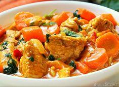 Kurczak curry z warzywami - przepis ze Smaker.pl