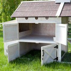 Boomer & George Cottage Chicken Coop - Rabbit Cage & Hutch Accessories at Hayneedle