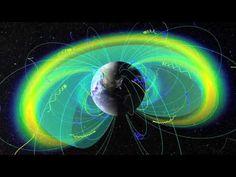 Ce bouclier invisible qui entoure la Terre et la protège des électrons t...