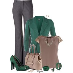 Workwear Fashion Outfits 2012 | Contest: Blazer Baby | Fashionista Trends