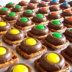 Chocolate Pretzels Allrecipes.com