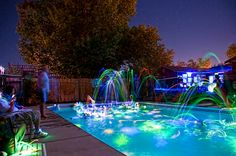 With summer just around the corner, it's time to start planning that big summer shin-dig. How about a glowing pool party this year?! All you need for this fun party theme is a whole bunch of …