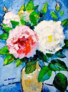 Kees van Dongen, Flower Bouquet