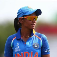 Star India all-rounder Harmanpreet Kaur will lead the India squad at the upcoming ICC Women''s World Cup with Bengal''… Cricket News Today, Latest Cricket News, Tri Series, Cricket In India, Star Wars, New Face, Bengal, World Cup, Kicks