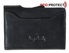Kartenschutzhülle Tony Perotti schwarz Black RFID-protect - Bags & more Card Holder, Wallet, Cards, Black, Rolodex, Black People, Maps, Playing Cards, Purses