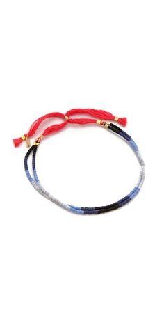 Shashi Ombre Carlita Bracelet | SHOPBOP
