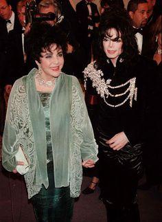 Elizabeth Taylor Michael Jackson...........http://www.pinterest.com/jungnysuhakam/leg-acy-in-memorable/