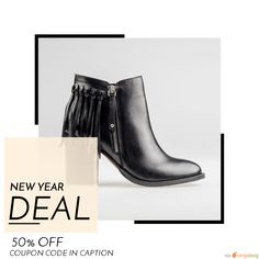 We are happy to announce 50.00% OFF on our Fabulous Collection of Ankle Boots and Shoes. Coupon Code: discount50.    Expiry: 31-Jul-2017.  Click here to avail coupon: https://small.bz/AArqx2i #musthave #loveit #instacool #shop #shopping #onlineshopping #instashop #instagood #instafollow #photooftheday #picoftheday #love #OTstores #smallbiz #sale #coupon                             Follow us on https://www.facebook.com/Forever-Love-Me-London