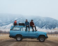 I want to upgrade my Jeep and go on a road trip with a friend stopping to swim, board, hike, climb and drink beer!