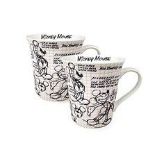 Enesco - Mickey Mouse Mug