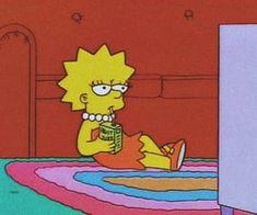 Imagem de the simpsons, cartoon, and mood Simpsons Meme, The Simpsons, Simpson Wallpaper Iphone, Cartoon Wallpaper, Wallpaper Art, Cartoon Quotes, Cartoon Icons, Vintage Cartoon, Cute Cartoon