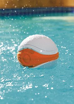 Love the fact that this speaker is water proof and float along with you in the pool!