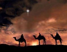 Feliz día de los Reyes Magos,6 de enero,espero que hayan traído muchos regalos a todos los niños....