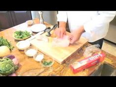 ‪#‎GlutenFreeFriday‬ Learn how to make gluten-free stuffed chicken breast with feta & spinach in this simple video from Chef Anthony! https://www.youtube.com/watch?v=UhqHuiNVnXk