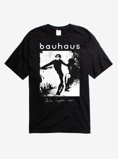 Bauhaus Body Thief T-Shirt Classic Rock Shirts, Rock T Shirts, Band Shirts, Cool Shirts, Band Merch, Punk Outfits, Cool Outfits, Yellow T Shirt, T Shirt Image