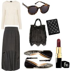 """Casual"" by ellekatherine on Polyvore"