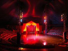 Cirque Imagine_ Grand Chapiteau