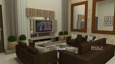 Render - Social Casa ninho - sala de estar