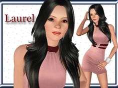 Laurel by SquarePeg56 http://www.thesimsresource.com/downloads/1196112