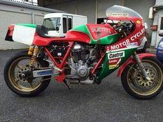 Ducati mhr 1000 1984