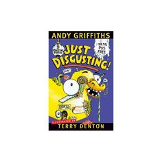 Just Disgisting By Andy Griffiths for only $8! http://booksandbits.org.au/comic-adult/2943-just-disgusting-9780330363686.html #justdisgusting #andygriffiths #booksandbits #books #booksforsale #sale #secondhandbooks #secondhandbooksforsale #secondhand #used #buy #sell #cheap #cheapbooks #comicbooks #comics #comicbooksforsale