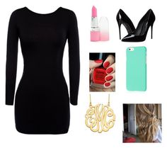 """""""Untitled #27"""" by sselmanagic ❤ liked on Polyvore featuring NYX and Dolce&Gabbana"""