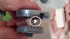 Kalıp Sabun İle Kararmış Ocak Gözleri Temizleme  Videolu Anlatım