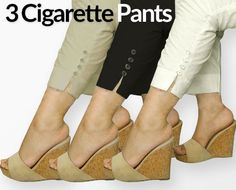 Buy Pack of 3 Cigarette Pants in Pakistan Churidar Designs, Kurti Neck Designs, Kurta Designs Women, Dress Neck Designs, Kurti Sleeves Design, Sleeves Designs For Dresses, Salwar Pants, Salwar Kameez, Patiala Suit
