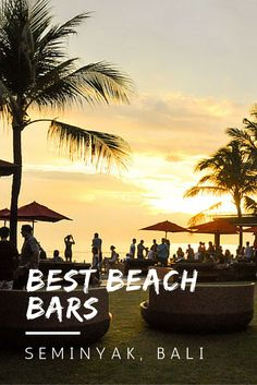 Seminyak is home to some of the most sought-after classy, trendy and chic beach clubs around, such as Ku De Ta, Potato Head, and Mozaic.