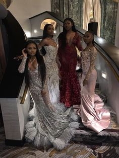 ❄️ Source by girl prom dresses gowns Black Girl Prom Dresses, Senior Prom Dresses, Cute Prom Dresses, Prom Outfits, Girls Dresses, Wedding Dresses, Ball Dresses, Dresses Dresses, Edgy Outfits