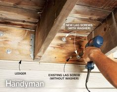 Easy Deck Inspection and Deck Repair Tips | The Family Handyman
